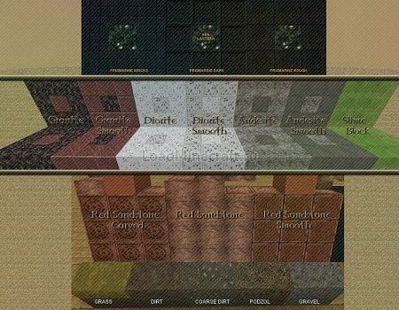 Ornate 5 для Minecraft 1.8.1