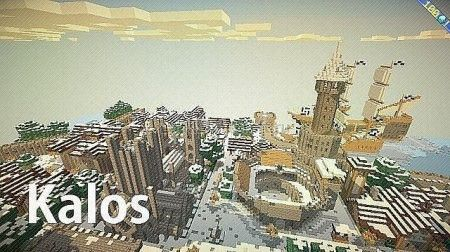 Kalos для minecraft 1.8.1