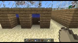 как в minecraft сделать ферму